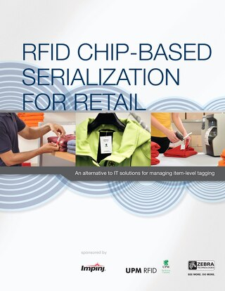RFID Chip-Based Serialization for Retail