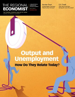 The Regional Economist - October 2013