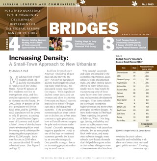 Bridges - Fall 2013