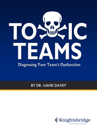 Toxic Teams eBook