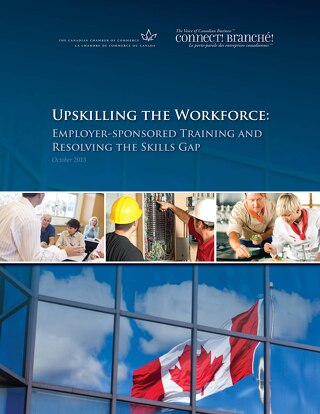 Upskilling the Workforce: Employer-sponsored Training and Resolving the Skills Gap