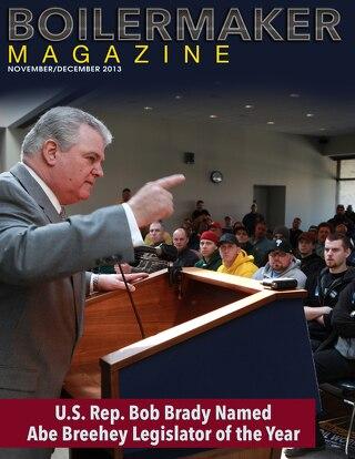 BOILERMAKER MAGAZINE | November/December 2013