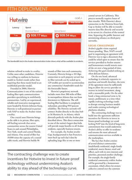Broadband Communities - JAN-FEB 2014