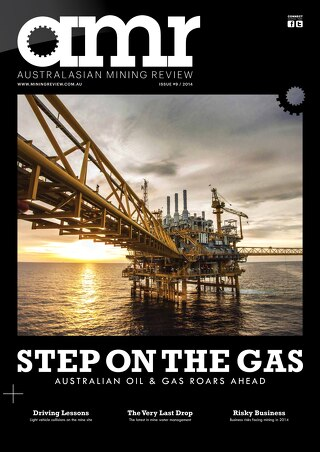 Australasian Mining Review Issue 9 2014