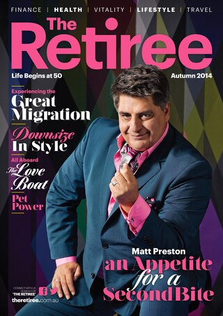 The Retiree Magazine Autumn 2014