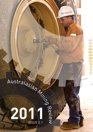 Australasian Mining Review Summer 2011