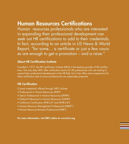 Northcentral University - HR Career Guide