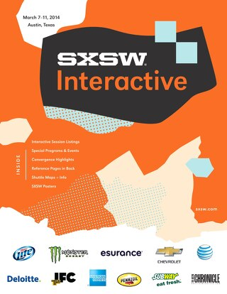 SXSW Interactive 2014 Program Guide
