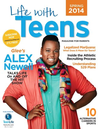 Life with Teens Magazine Spring 2014