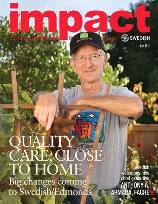 Impact Magazine - Fall 2013