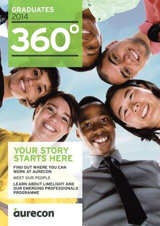 Aurecon Grad 360 issue Feb 2014