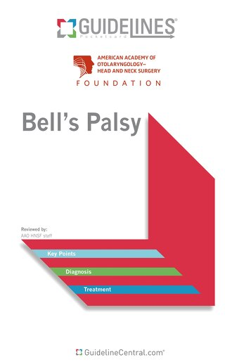 Bell's Palsy Guidelines
