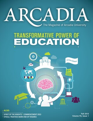 Arcadia Magazine Fall 2013