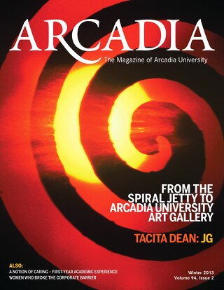 Arcadia Magazine Winter 2013