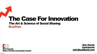 The Case For Innovation