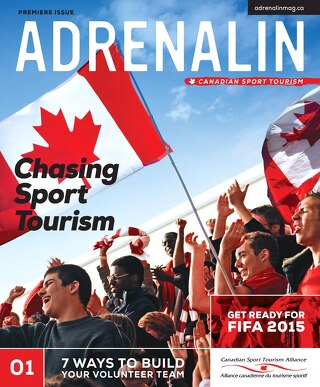 Adrenalin Spring 2014
