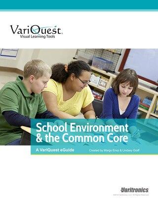 VariQuest & CCSS - eGuide