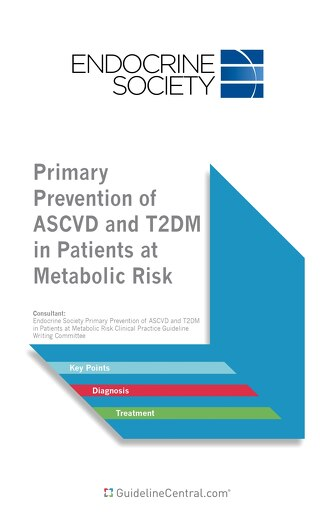 Primary Prevention of Cardiovascular Disease and Type 2 Diabetes in Patients at Metabolic Risk