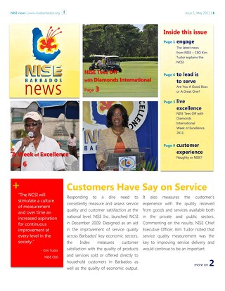 Issue No. 1 - May 2011