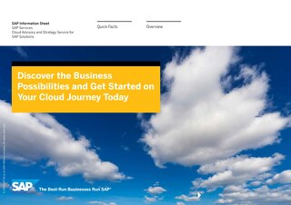 Discover the Business Possibilities and Get Started on Your Cloud Journey Today