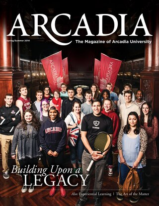 Arcadia Magazine Spring/Summer 2014