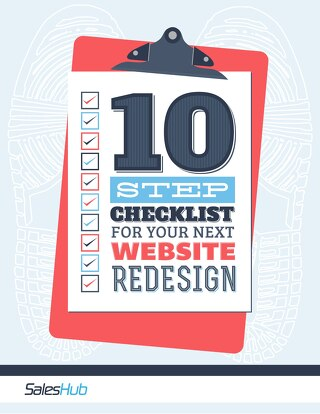 10 Step Checklist for Your Next Website Redesign