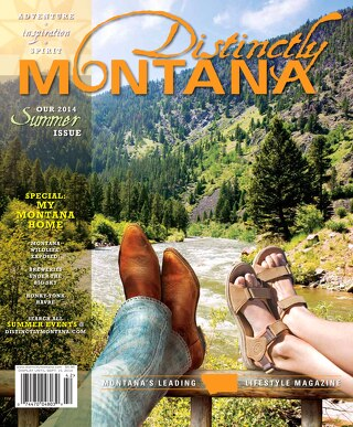 Distinctly Montana Summer 2014