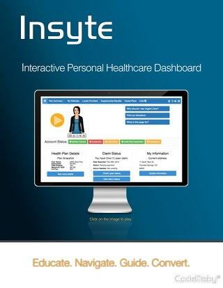 Insyte Customer Dashboard Data Sheet