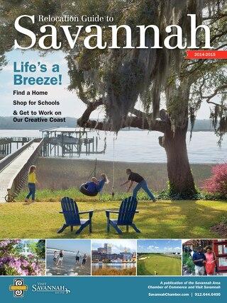 Savannah Relocation Guide 2014-15