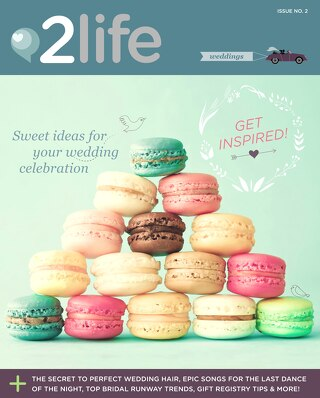 2life Weddings Issue 2