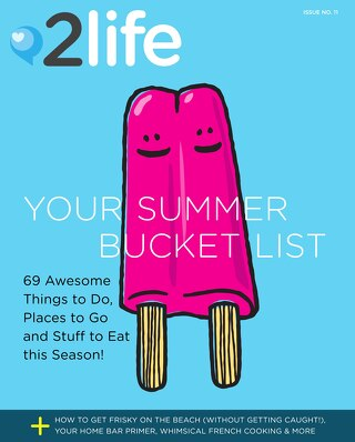 2life Magazine Summer Issue