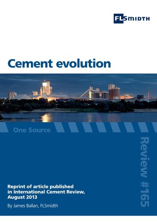 Cement evolution