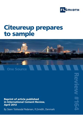 Citeureup prepares to sample