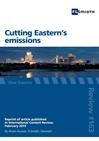 Cutting Eastern's emissions