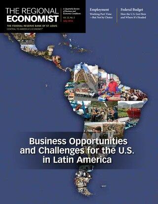 The Regional Economist - July 2014