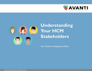 Understanding Your Human Capital Management Stakeholders