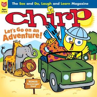 Chirp Magazine - September 2014