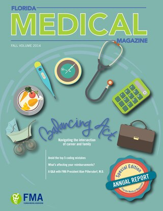 Florida Medical Magazine Fall 2014