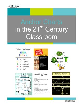 Anchor Charts in 21st Century Classroom