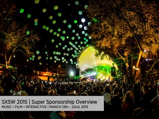 SXSW Super Sponsorship Overview 2015