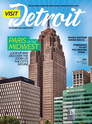 Visit Detroit Fall 2014 & Winter 2015