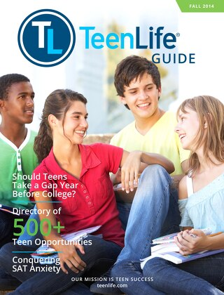 2014 TeenLife Guide Fall