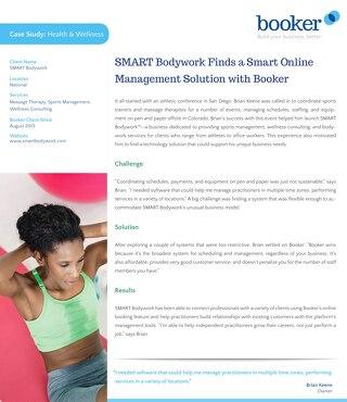 Case Study: SMART Bodywork