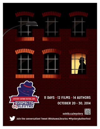 Mystery Author Festival Program of Authors