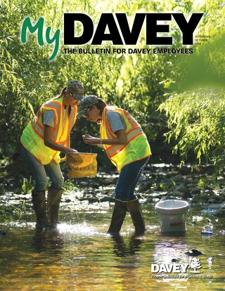 MyDavey Bulletin - September/October 2014