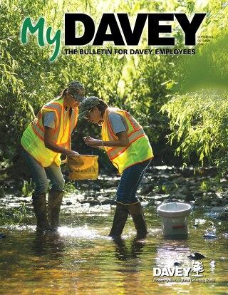 MyDavey Bulletin - September/October 2014