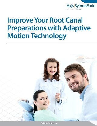 Improve Your Root Canal Preparations with Adaptive Motion Technology