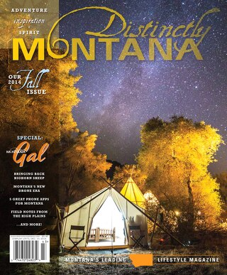 Distinctly Montana Fall 2014