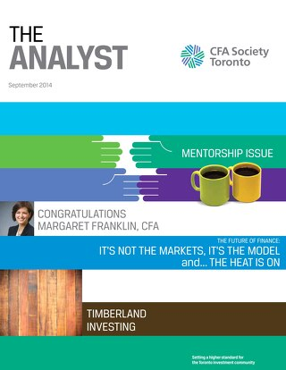 The Analyst - September 2014