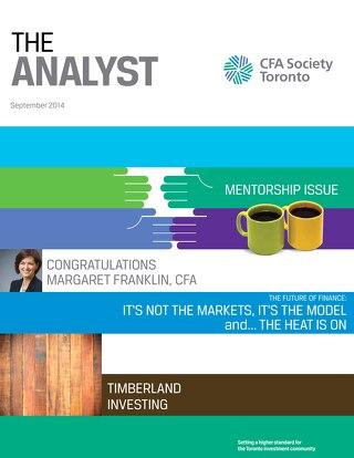 The Analyst - September 2014